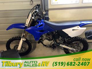 Used 2016 Yamaha YZ85 FRESH REBUILD. 0 HOURS. for sale in Tilbury, ON