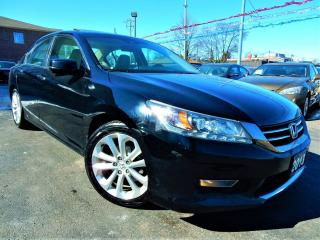 Used 2013 Honda Accord TOURING | NAVI.CAMERA | LEATHER.ROOF | ONE OWNER for sale in Kitchener, ON