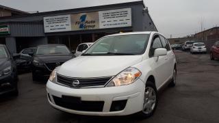 Used 2012 Nissan Versa 1.8 S for sale in Etobicoke, ON
