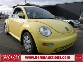 Used 2000 Volkswagen New Beetle GLS 2D Coupe for sale in Calgary, AB