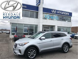 Used 2017 Hyundai Santa Fe XL Luxury- FULL LOADED!  2.99% AVAILABLE O.A.C. for sale in Etobicoke, ON