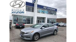 Used 2017 Hyundai Sonata GL - FACTORY WARRANTY UP TO 100000 KM for sale in Toronto, ON