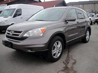 Used 2011 Honda CR-V EX-L w/Navi, Certified for sale in Aurora, ON