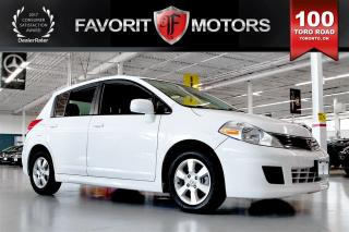 Used 2012 Nissan Versa 1.8 SL | SUNROOF | BLUETOOTH* | CRUISE CONTROL for sale in North York, ON
