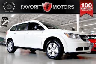 Used 2015 Dodge Journey CVP/SE Plus FWD | CRUISE CONTROL | PUSH START for sale in North York, ON