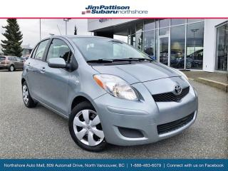 Used 2010 Toyota Yaris LE Hatchback -Locally owned! for sale in Surrey, BC