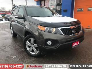 Used 2013 Kia Sorento EX Luxury V6 | AWD | LEATHER | CAM for sale in London, ON