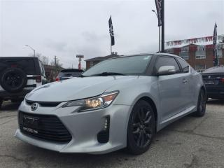 Used 2014 Scion tC **PWR ROOF**2 SETS RIMS/TIRES**CERTIFIED** for sale in Mississauga, ON