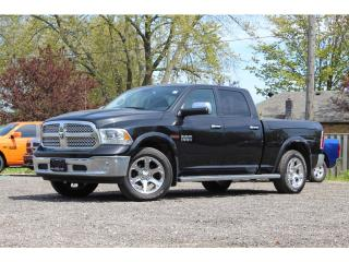 Used 2016 RAM 1500 CREW 6.4' BED*AIR SUSP*RAMBOX*SUNROOF*TOW PKG for sale in Mississauga, ON