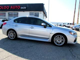 Used 2015 Subaru WRX WRX TURBO AWD CAMERA 6 SPEED CERTIFIED 2YR WARRANTY for sale in Milton, ON