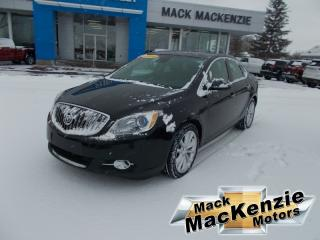 Used 2014 Buick Verano Leather for sale in Renfrew, ON