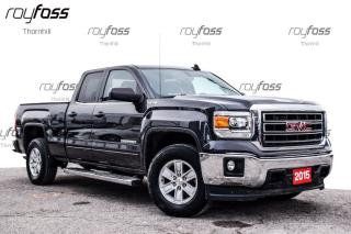 Used 2015 GMC Sierra 1500 SLE Kodiak Edt. Tow Pkg 5.3L for sale in Thornhill, ON
