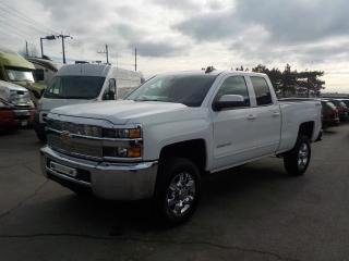 Used 2015 Chevrolet Silverado 2500HD LT Double Cab Short Box 4WD for sale in Burnaby, BC
