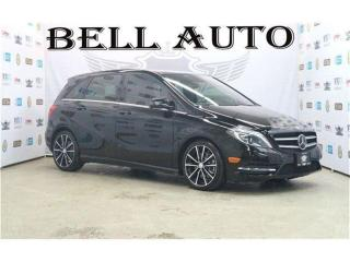 Used 2014 Mercedes-Benz B-Class SPORT TOURER NAVIGATION for sale in North York, ON