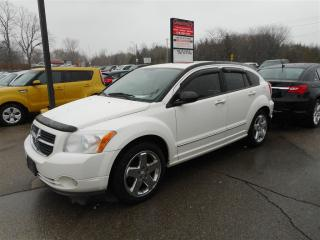 Used 2007 Dodge Caliber R/T! RARE AWD R/T! SUNROOF! for sale in Aylmer, ON