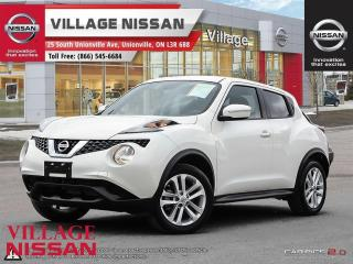 Used 2016 Nissan Juke SV for sale in Unionville, ON