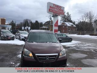 Used 2007 Honda Odyssey LX | CRUISE | AUX | 7 PASSENGER for sale in Kitchener, ON