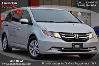 Used 2014 Honda Odyssey EX for sale in Pickering, ON