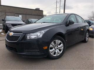 Used 2014 Chevrolet Cruze 1LT MOON ROOF BLUETOOTH CRUISE CONTROL for sale in St Catharines, ON