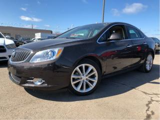 Used 2014 Buick Verano Leather Package NAVIGATION SUNROOF for sale in St Catharines, ON