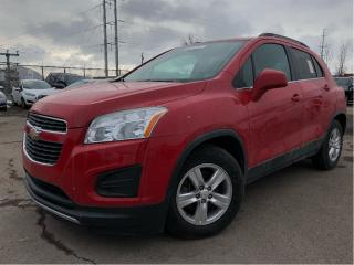 Used 2014 Chevrolet Trax 1LT MAG WHEELS LOW KMS!! for sale in St Catharines, ON