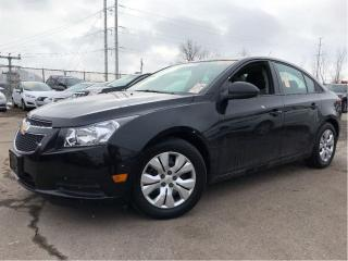 Used 2013 Chevrolet Cruze LS ENGINE IMMOBILIZER SATELLITE RADIO for sale in St Catharines, ON