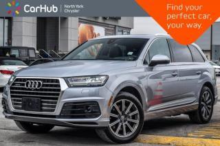 Used 2017 Audi Q7 2.0T Progressiv Quattro|Cld Wthr.,Vision,Driver Asst Pkgs|HeadsUp|20