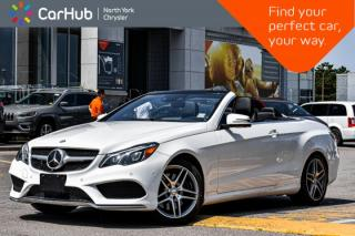 Used 2017 Mercedes-Benz E-Class E 400|Smartphone.Integ,Vehicle,Dynamics,AMG,Styling.Pkgs| for sale in Thornhill, ON