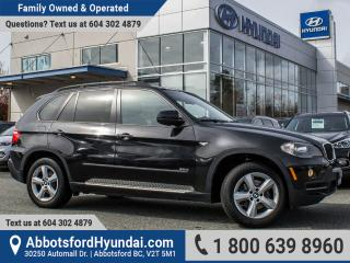 Used 2008 BMW X5 3.0si LOW KILOMETRES & ACCIDENT FREE for sale in Abbotsford, BC