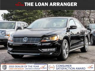 Used 2015 Volkswagen Passat for sale in Barrie, ON