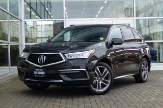 Used 2018 Acura MDX Navi *Low Kms*Bike Hitch* for sale in Vancouver, BC