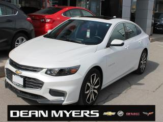Used 2016 Chevrolet Malibu LT for sale in North York, ON