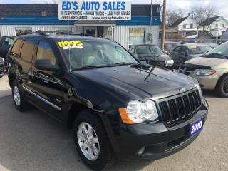 Used 2010 Jeep Grand Cherokee North Edition for sale in St Catharines, ON