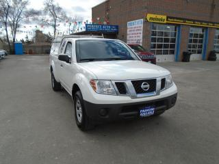 Used 2015 Nissan Frontier S for sale in North York, ON