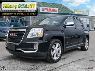Used 2016 GMC Terrain SLE. REVERSE CAM. GORGEOUS. for sale in Tilbury, ON