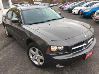 Used 2010 Dodge Charger SXT/AWD /LOADED/ALLOYS for sale in Scarborough, ON