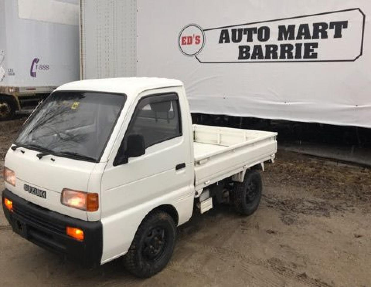 1994 Suzuki Carry Base
