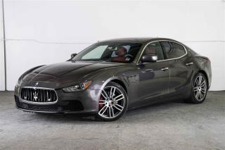 Used 2015 Maserati Ghibli Q4 for sale in Dartmouth, NS