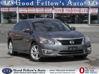 Used 2014 Nissan Altima SL MODEL, LEATHER SEATS, SUNROOF, HEATED SEATS for sale in North York, ON