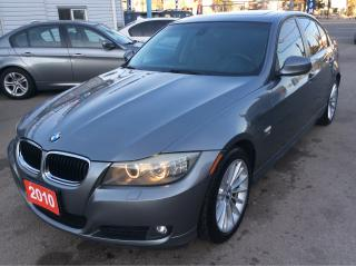 Used 2010 BMW 3 Series 328xDrive/Bluetooth/Leather/Sunroof/No Accidents!! for sale in Scarborough, ON