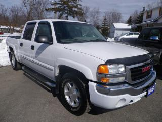 Used 2006 GMC Sierra 1500 SLT for sale in Fort Erie, ON