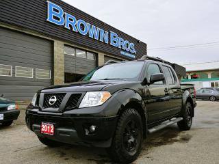 Used 2012 Nissan Frontier Pro-4X for sale in Surrey, BC