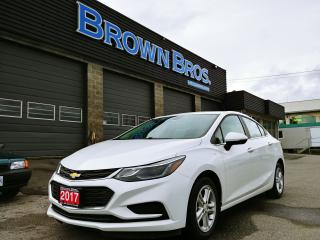Used 2017 Chevrolet Cruze LT, Well equipped, Financing for sale in Surrey, BC