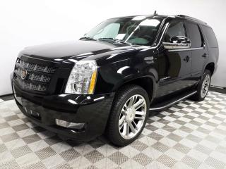 Used 2014 Cadillac Escalade LUXU for sale in Edmonton, AB