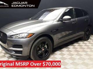 Used 2018 Jaguar F-PACE PREST for sale in Edmonton, AB