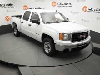 Used 2010 GMC Sierra 1500 SL 4x4 Crew Cab for sale in Red Deer, AB