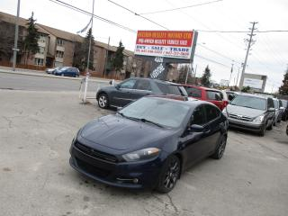 Used 2013 Dodge Dart RALLYE,TRUBO!!! for sale in Scarborough, ON