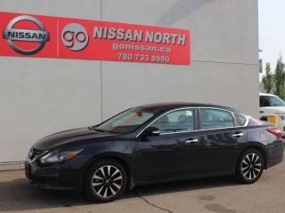 Used 2018 Nissan Altima 2.5 SL Tech/ONE OWNER/LEATHER/SUNROOF for sale in Edmonton, AB