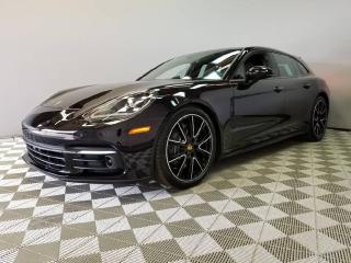New 2018 Porsche Panamera 4 Sport Turismo | Price Reduced $7000! for sale in Edmonton, AB