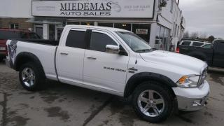 Used 2011 Dodge Ram 1500 BIG HORN for sale in Mono, ON